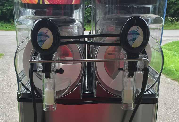 Slush ice maskine Odense, Fyn